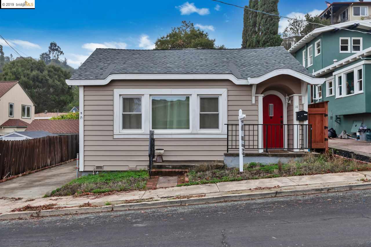 14 Green Street Martinez, CA 94553