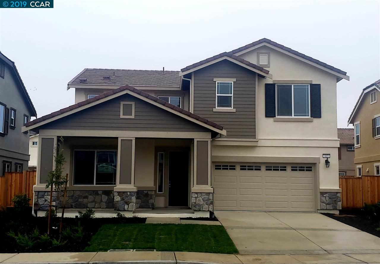 413 Diamond Peak Lane, OAKLEY, CA 94561