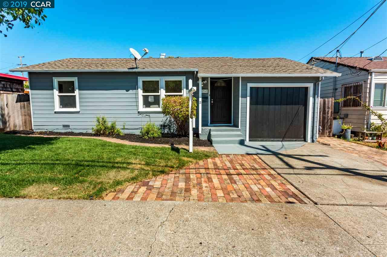 876 AMADOR ST, RICHMOND, CA 94805