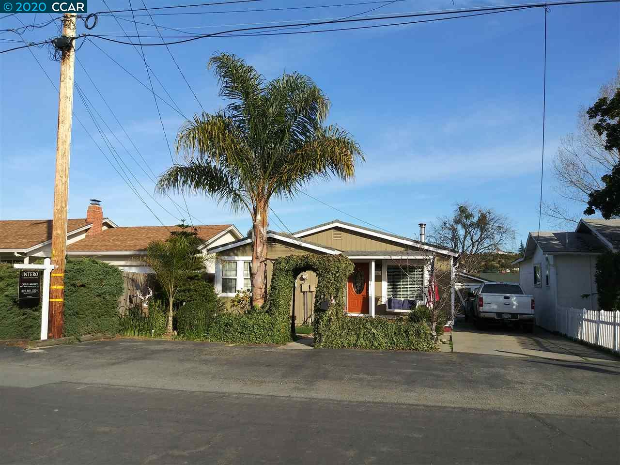 916 Veale Ave Martinez, CA 94553