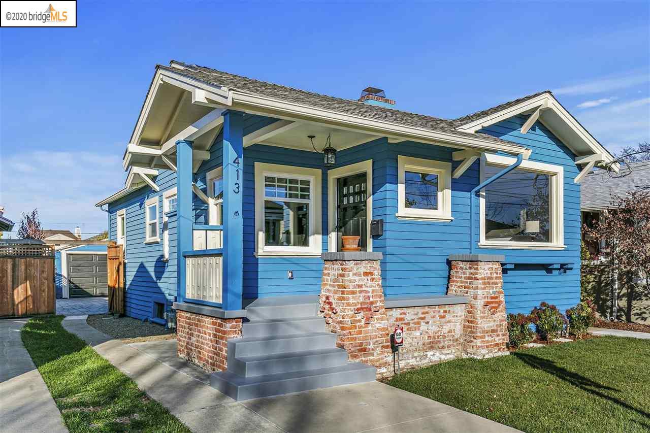 413 Haight Ave Alameda, CA 94501