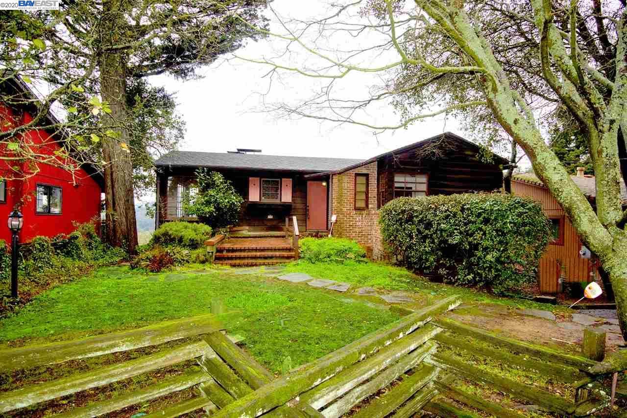 6627 Heartwood Dr Oakland, CA 94611