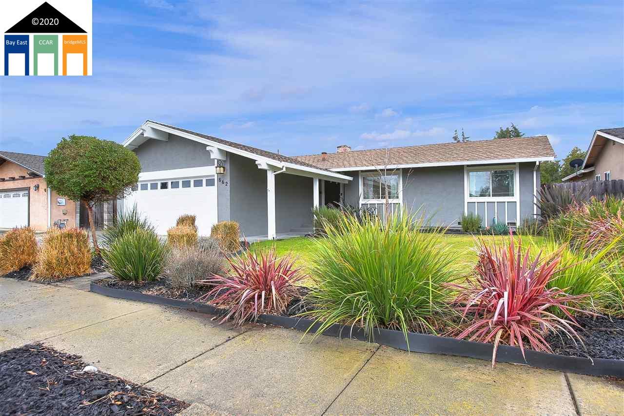 862 Oak Street, BRENTWOOD, CA 94513