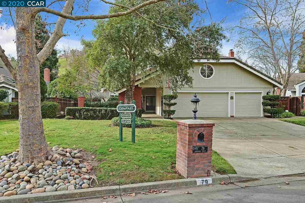 79 Oakridge Ct Danville, CA 94506