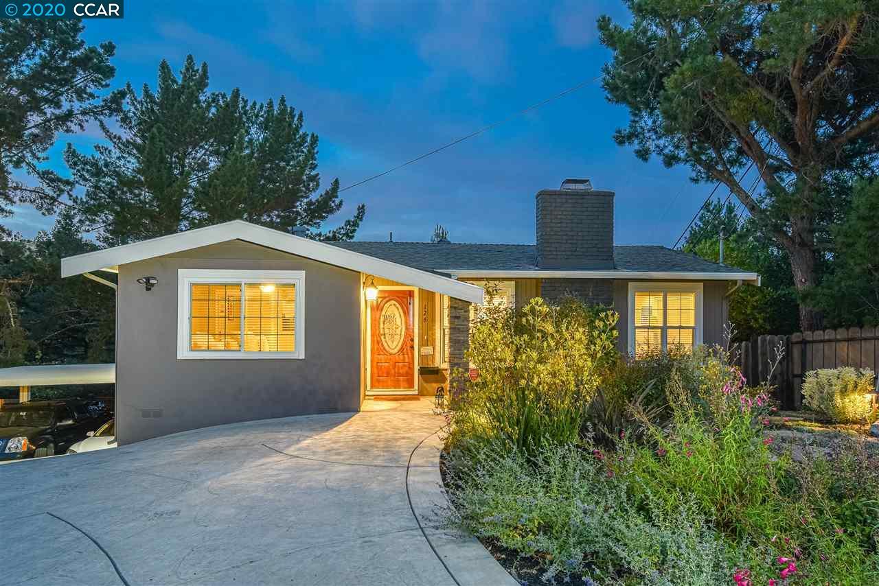 126 Hillcroft Way Walnut Creek, CA 94597