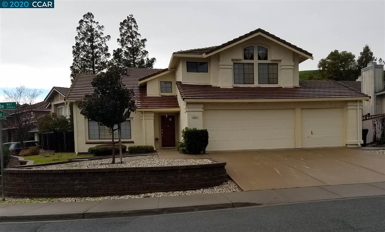 2401 Covelite Way, ANTIOCH, CA 94531