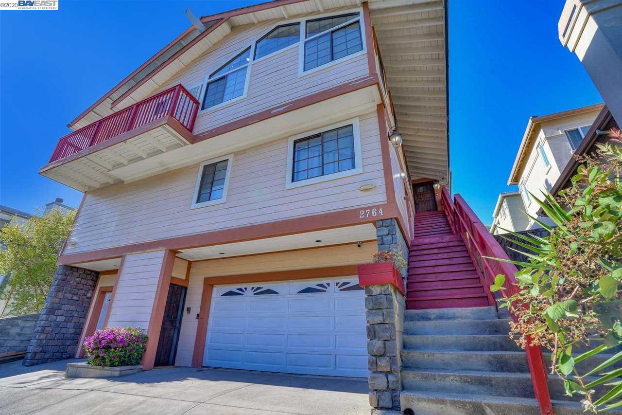 2764 Tribune Ave Hayward, CA 94542-1635