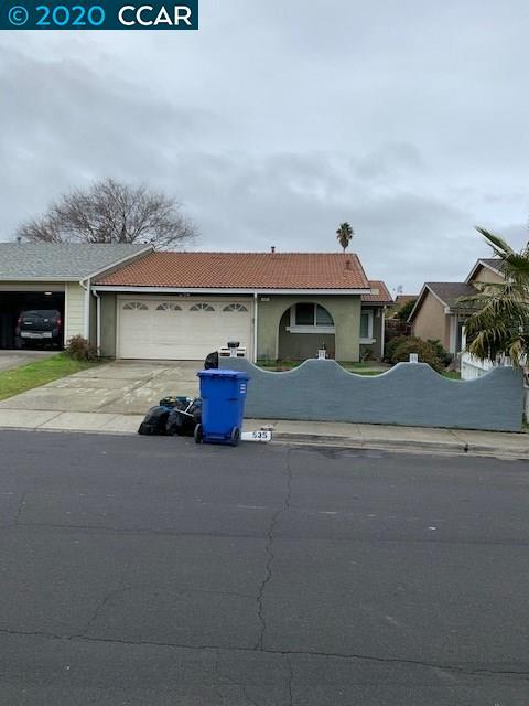 535 Harvey Way Bay Point, CA 94565