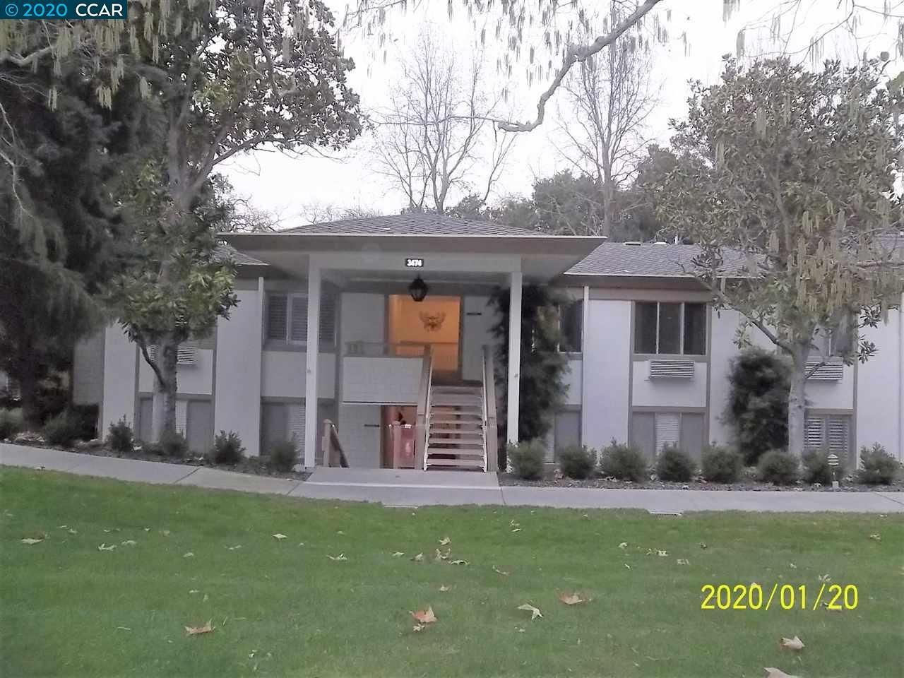 3474 Tice Creek Dr UNIT 3 Walnut Creek, CA 94595