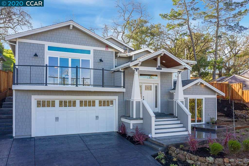 961 Oak View Cir Lafayette, CA 94549