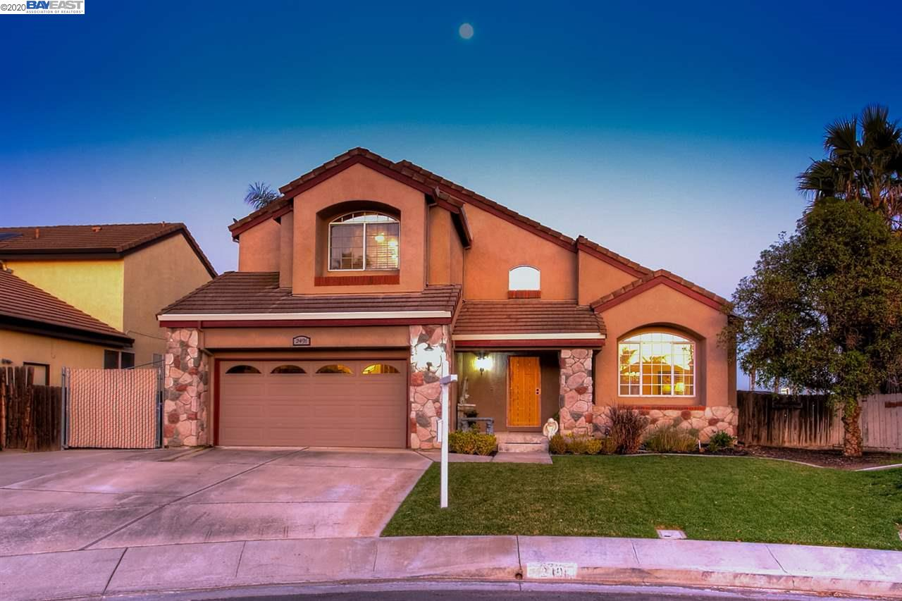 2491 Cove Pl, DISCOVERY BAY, CA 94505
