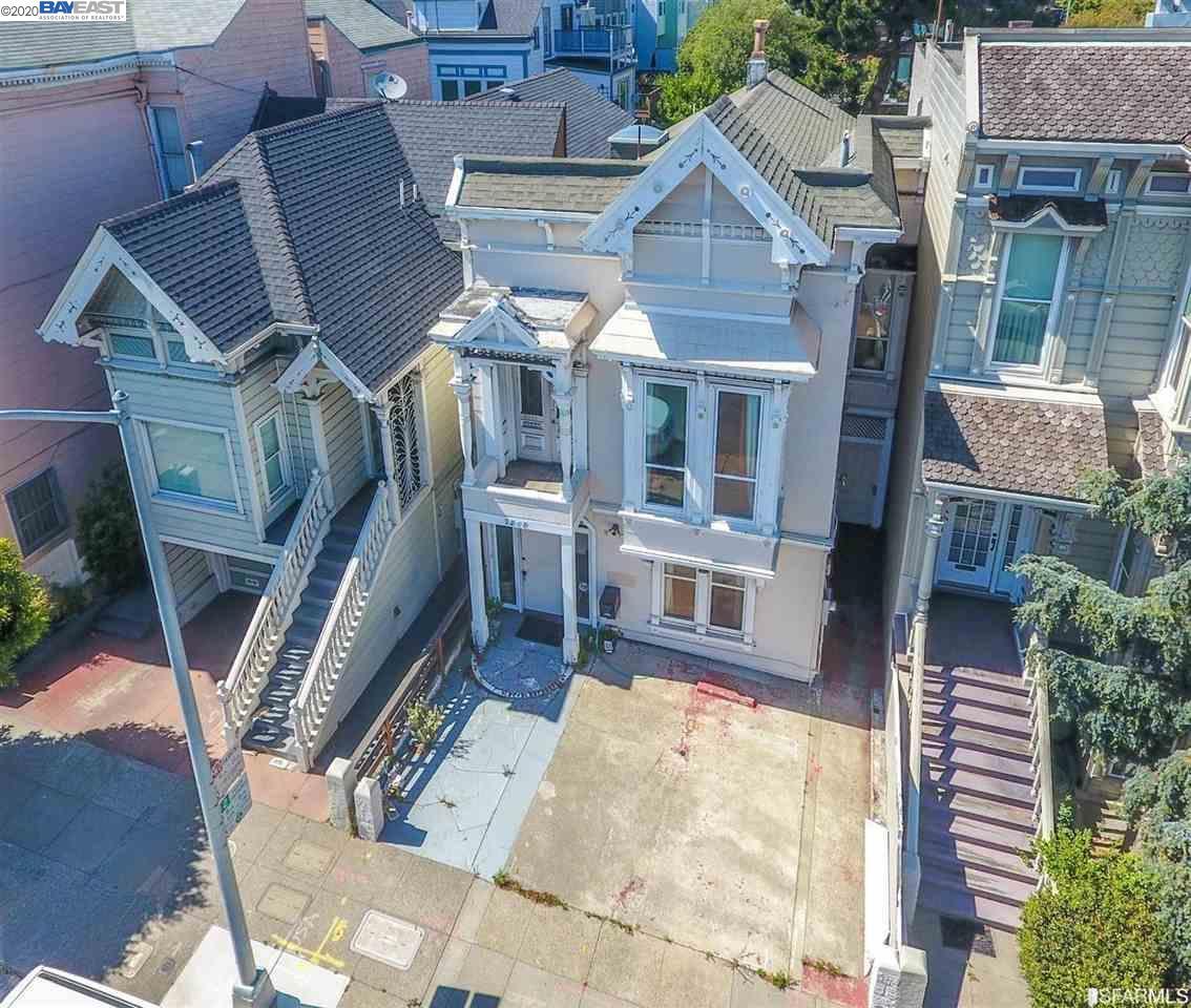 2868 Bush Street San Francisco, CA 94115