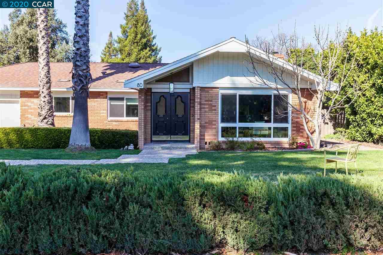 80 Greenway Dr Walnut Creek, CA 94596