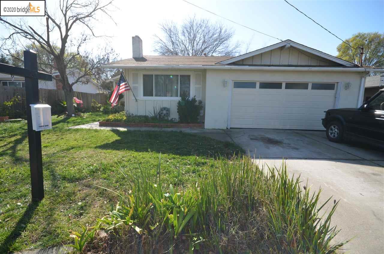 2524 Prestwick Ave Concord, CA 94519