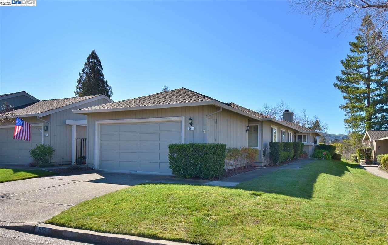 551 Rolling Hills Ln Danville, CA 94526