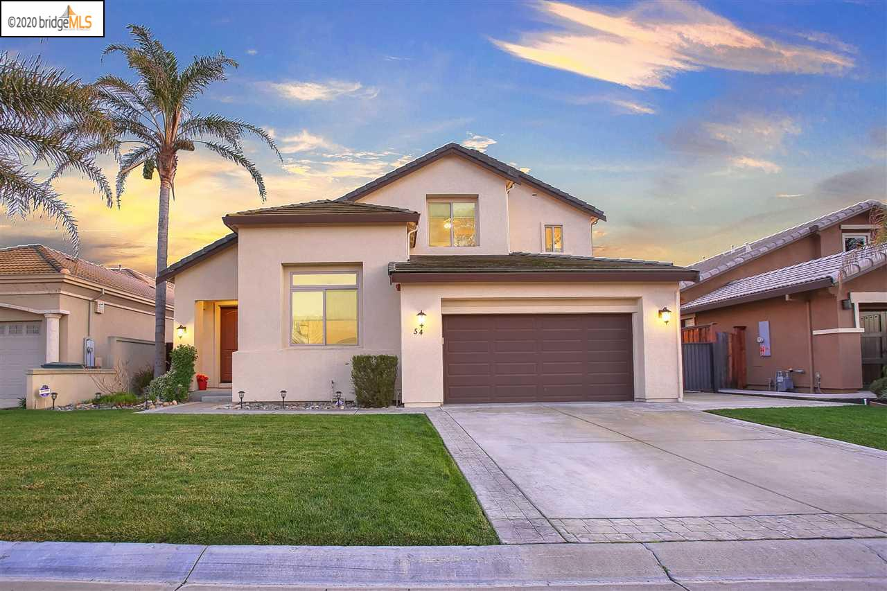 54 Edgeview Ct Discovery Bay, CA 94505