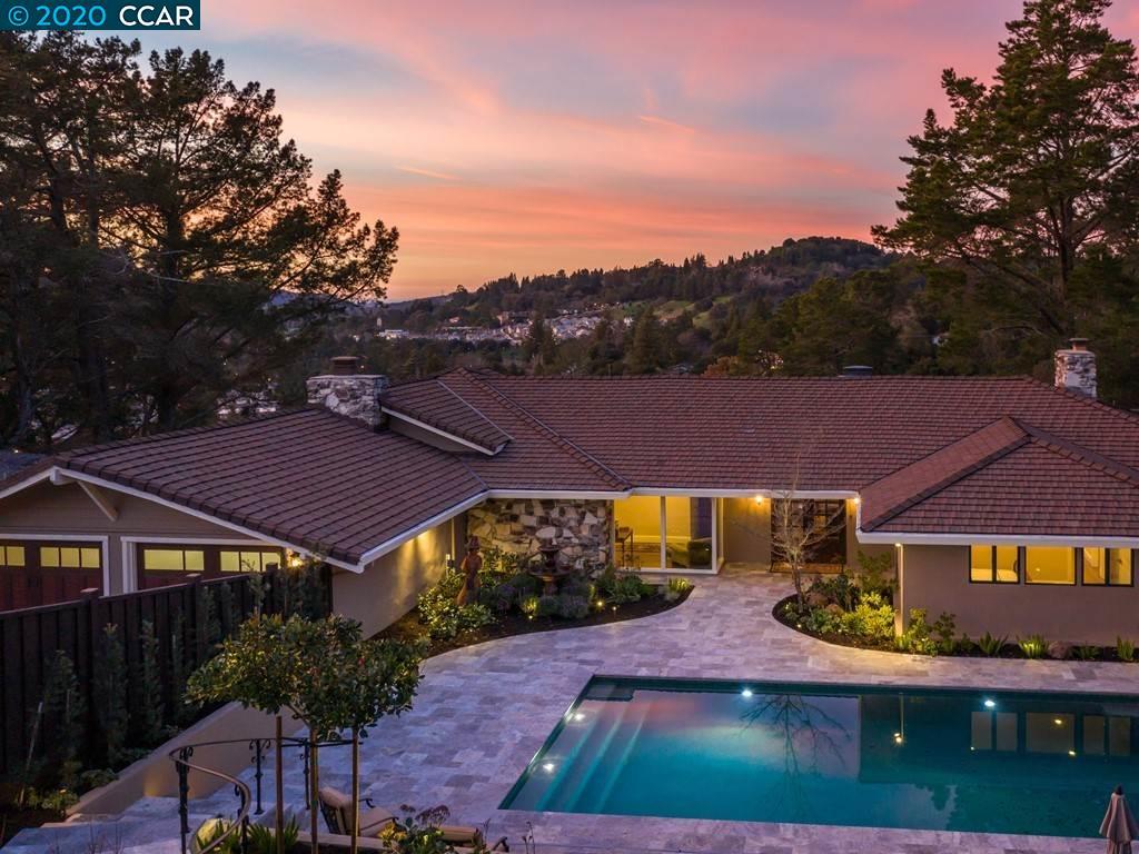 49 Overhill Road Orinda, CA 94563-5300