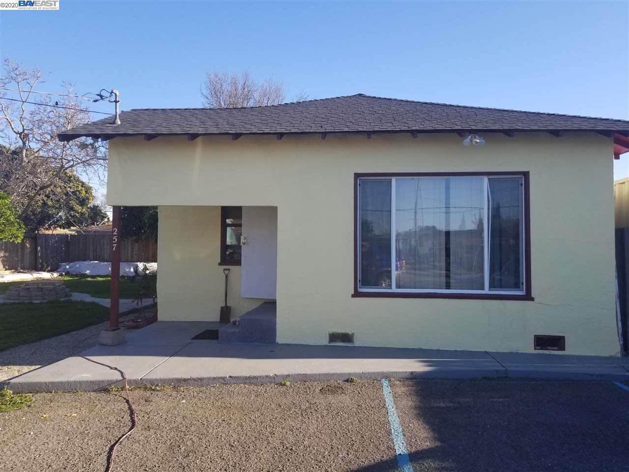 257 Smalley Ave Hayward, CA 94541