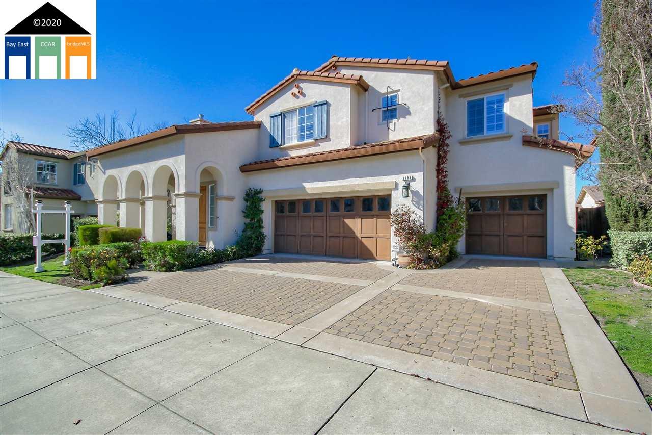 2893 Bethany Rd San Ramon, CA 94582