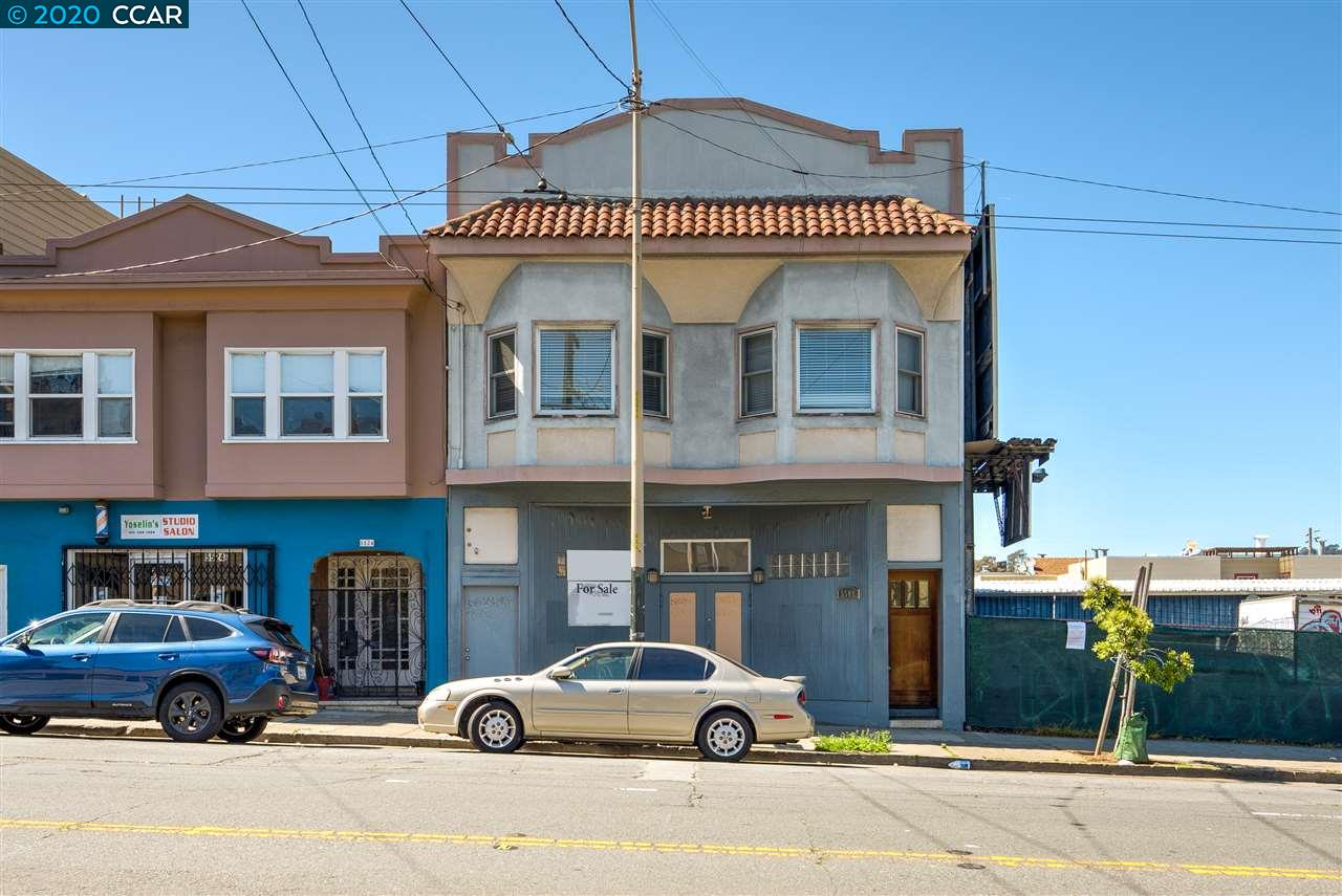 Property for sale at 5508 Mission St, San Francisco,  California 94112