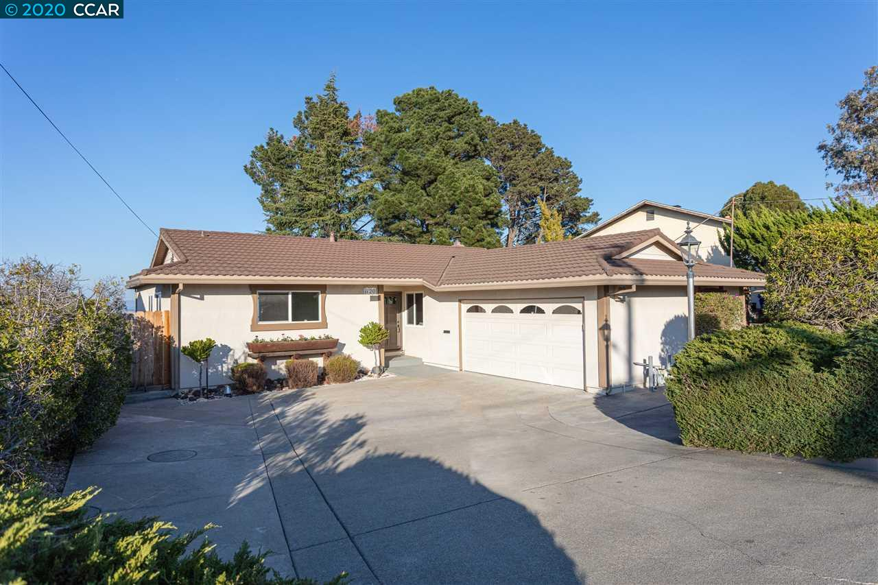 1120 Amend Street Pinole, CA 94564