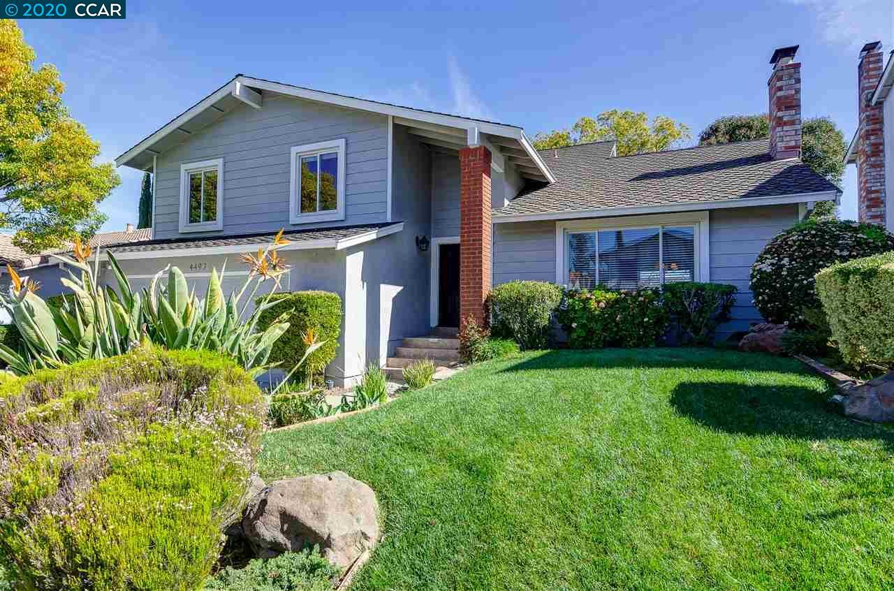 4497 Leatherwood Ct. Concord, CA 94521