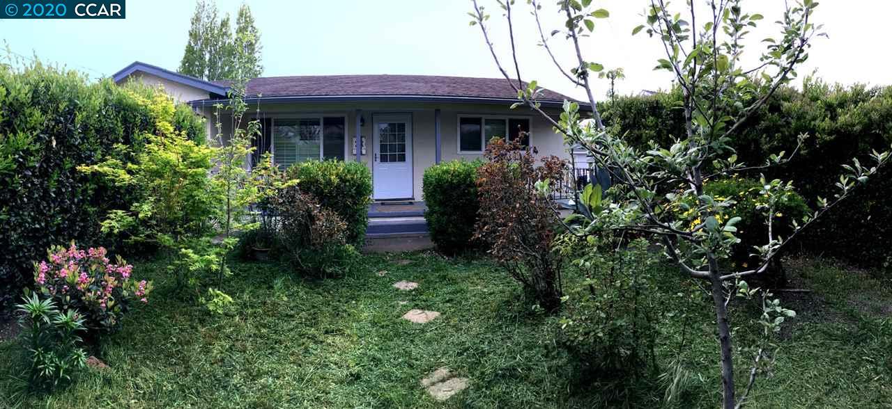 1079 Mitchell Way El Sobrante, CA 94803