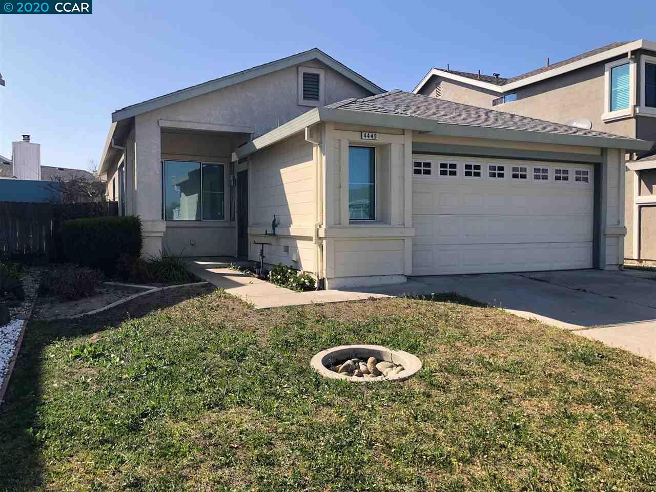 4449 Fall Ln, OAKLEY, CA 94561