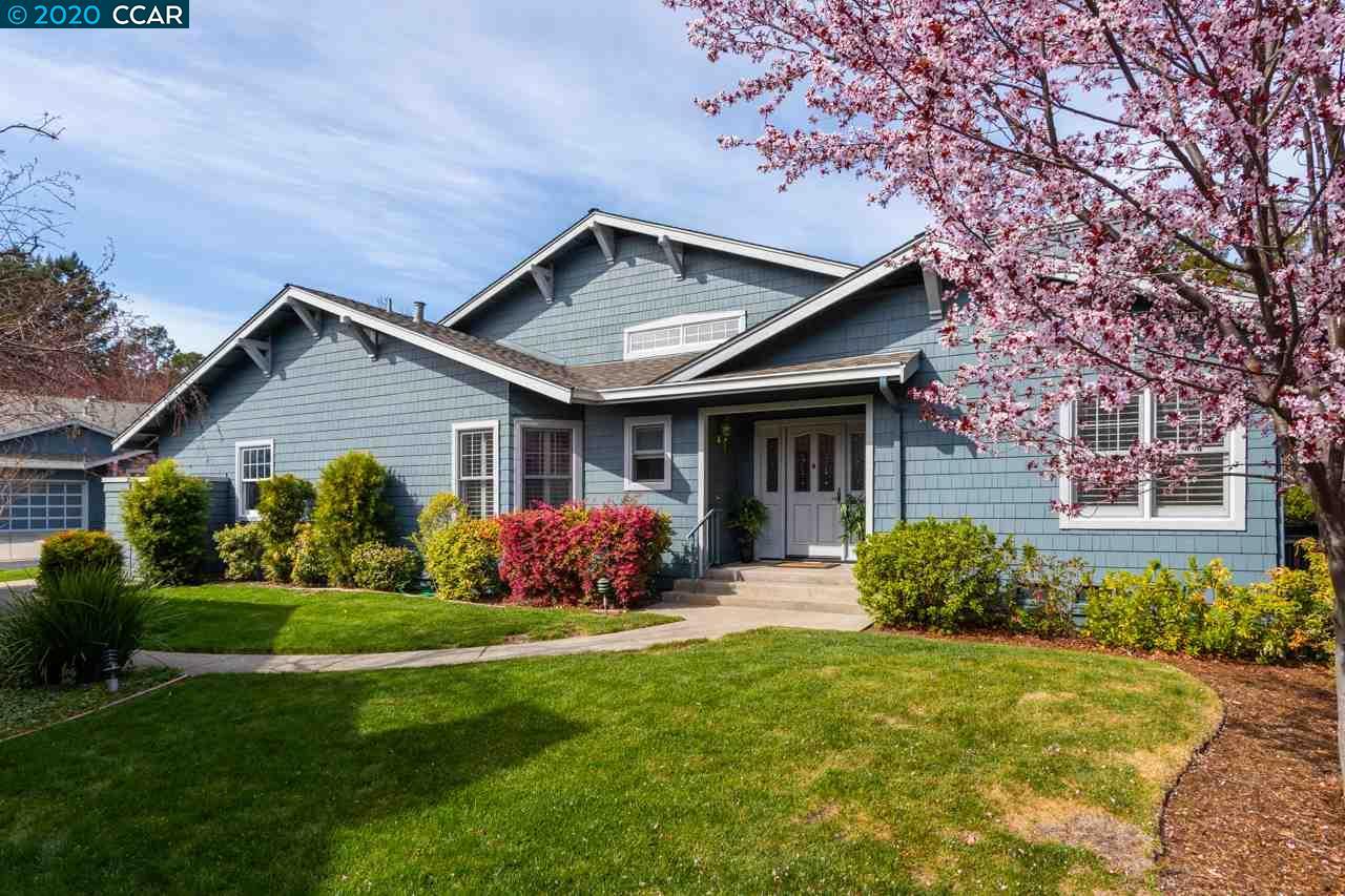 1254 Edgewater Ct Walnut Creek, CA 94595-2445