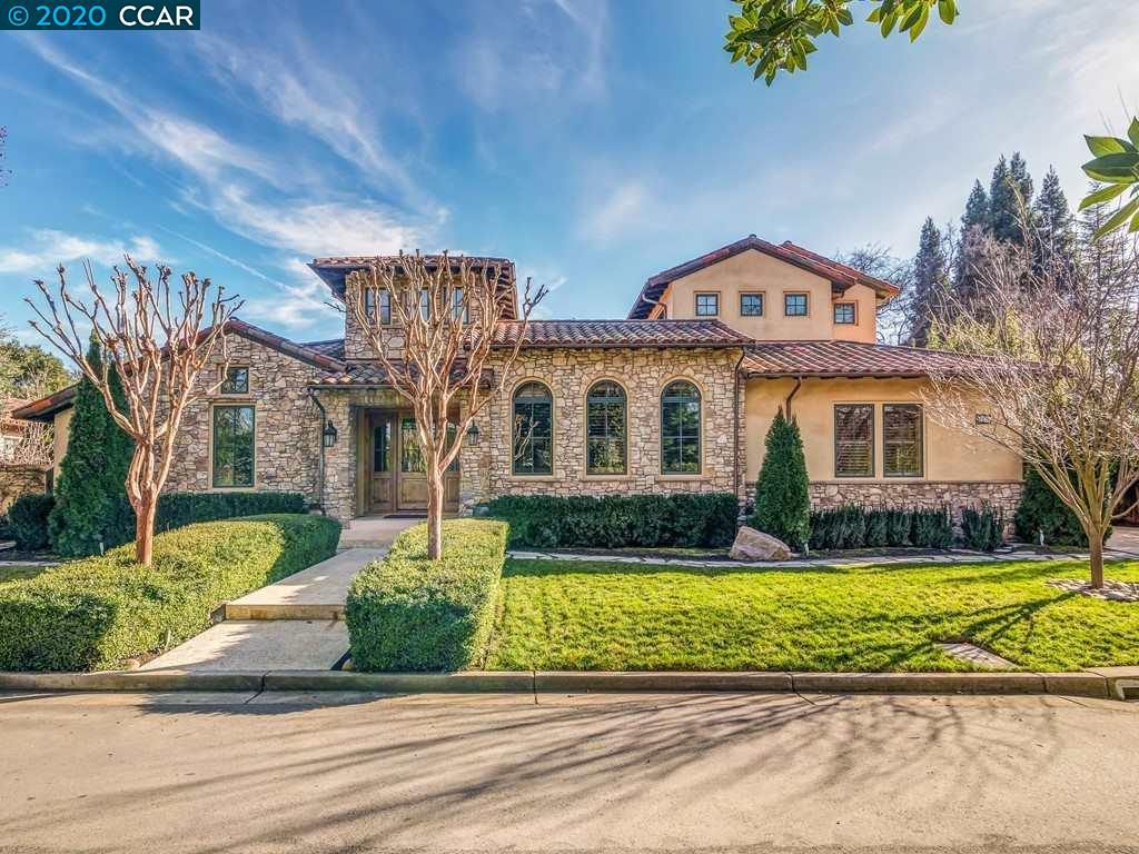 1463 Vine Lane Alamo, CA 94507