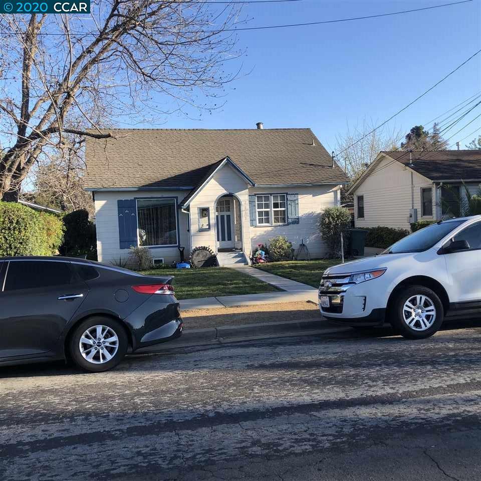 2833 Sinclair Ave Concord, CA 94519