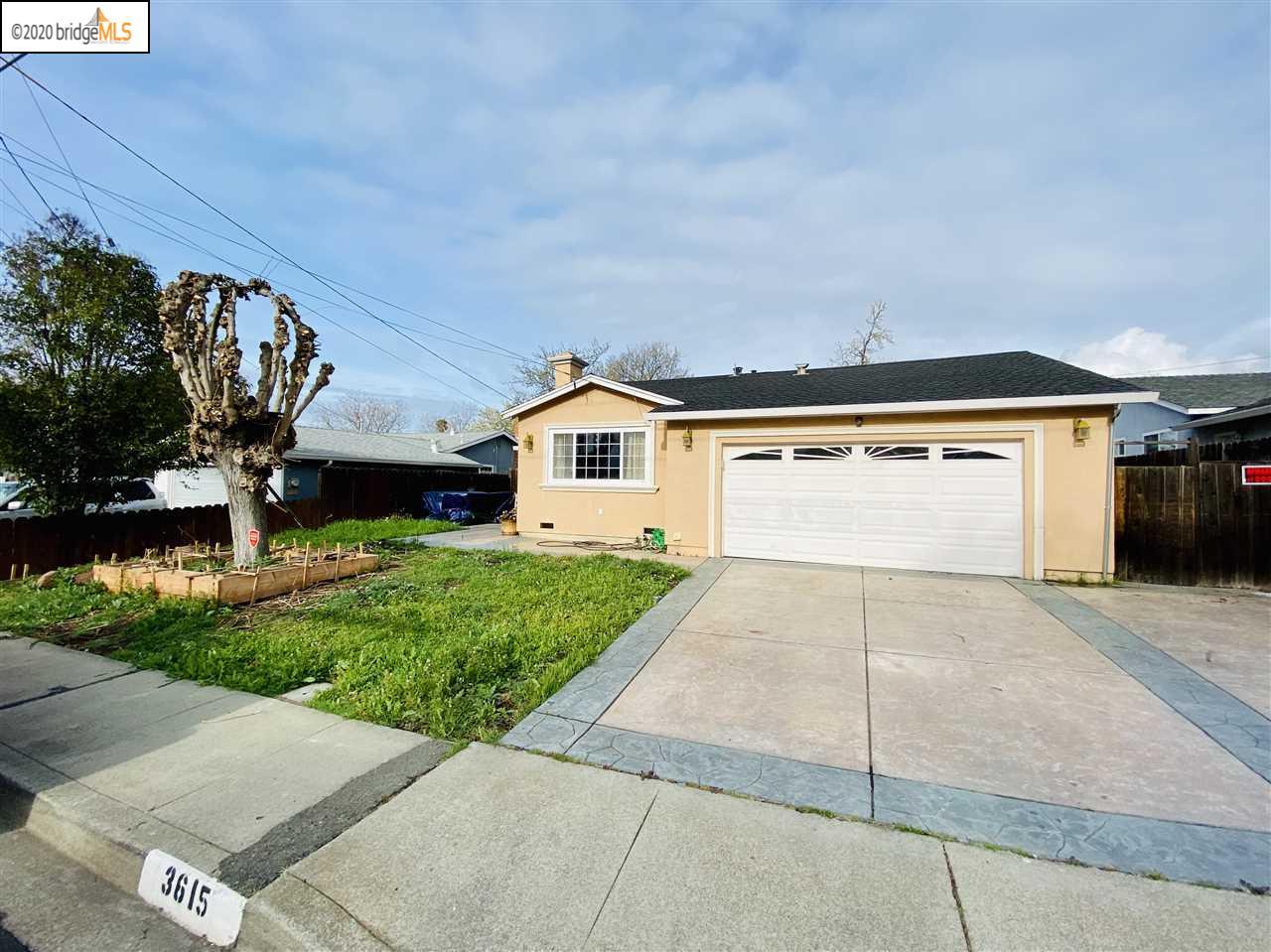 3615 Dormer Ave Concord, CA 94519