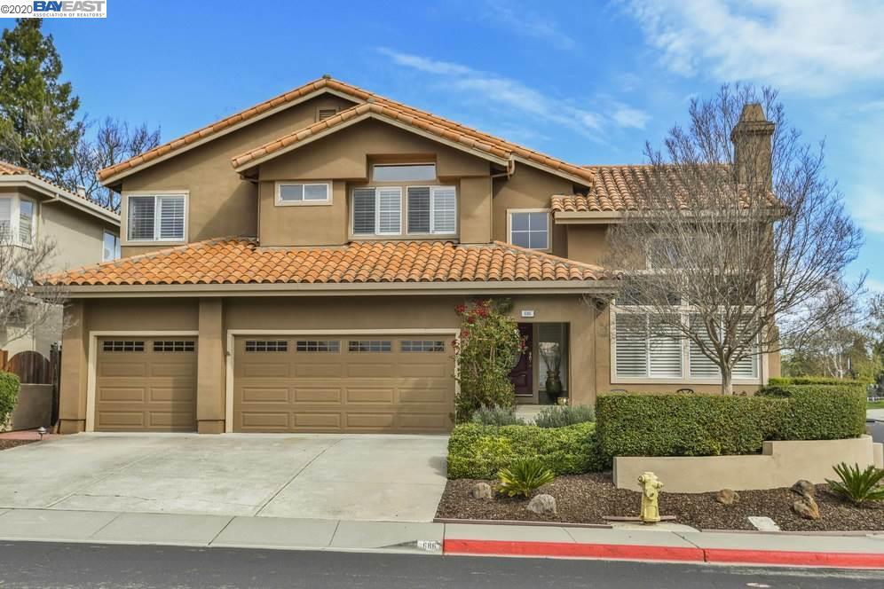 686 Crystal Ct. Pleasanton, CA 94566