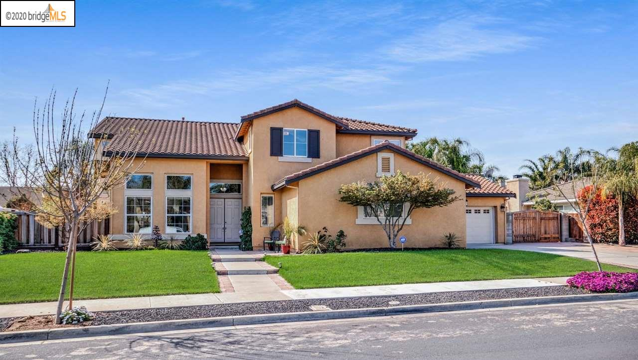 1840 CASTELLINA DR., BRENTWOOD, CA 94513