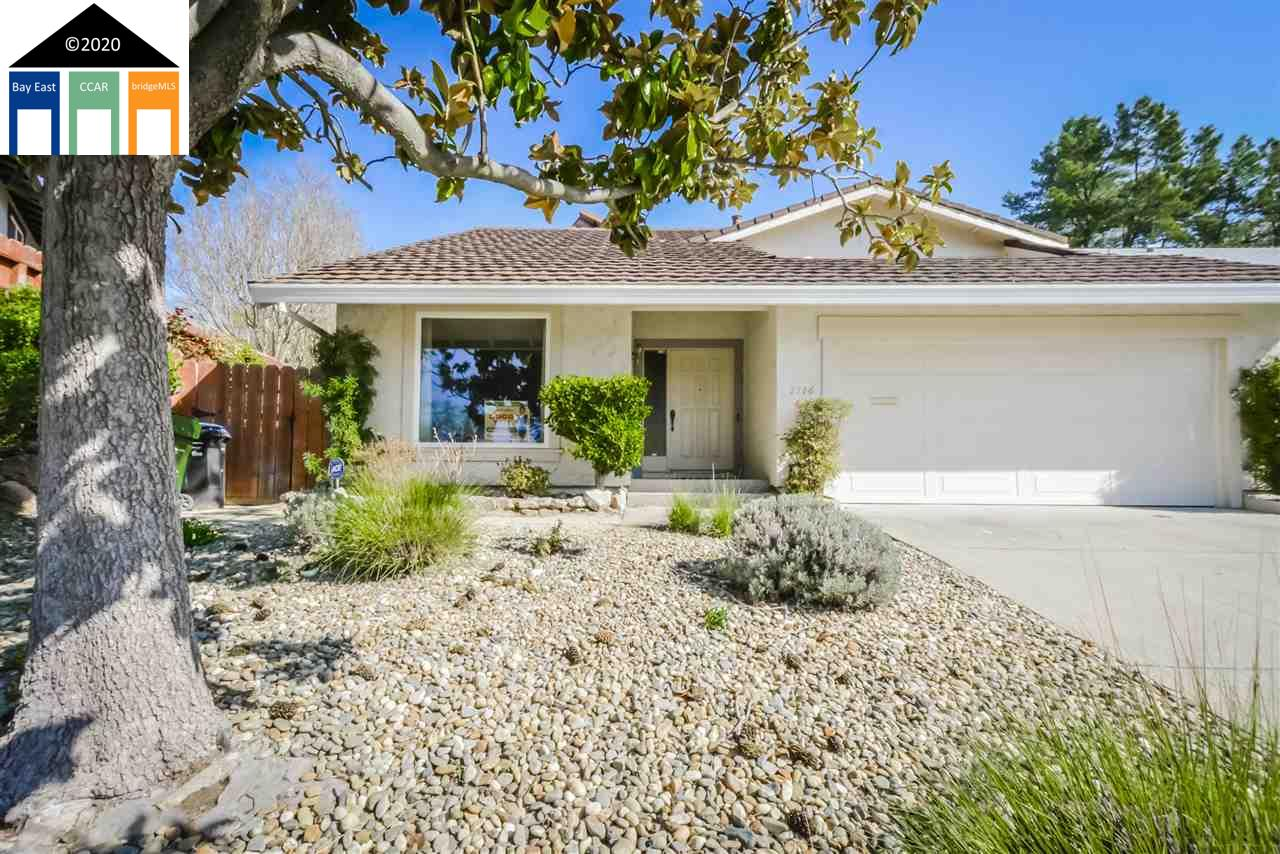 2116 Meriweather Ct Walnut Creek, CA 94596