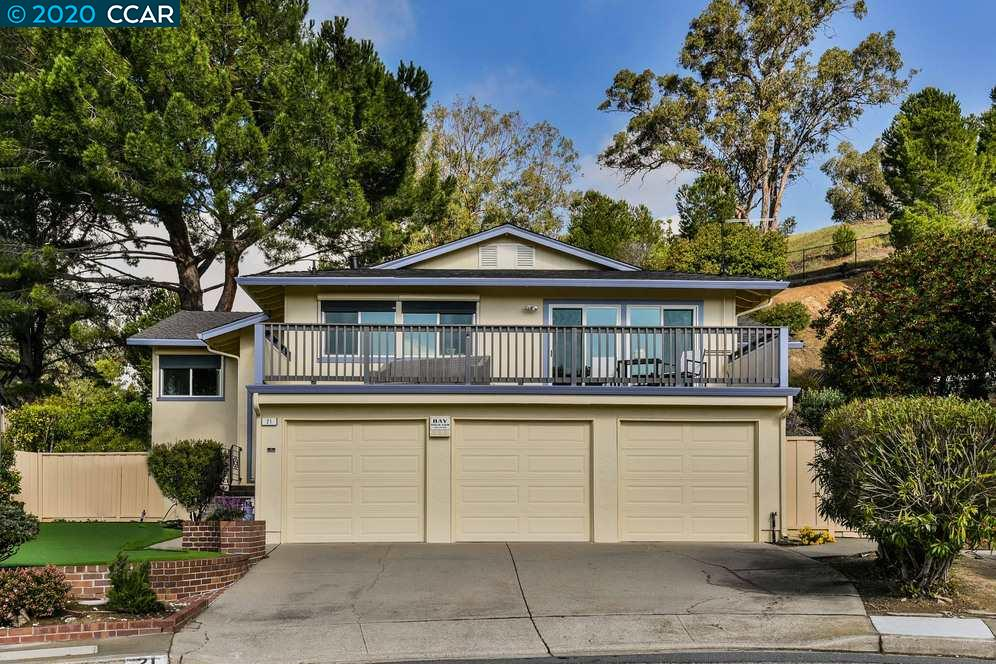 21 Windhaven Court Pleasant Hill, CA 94523