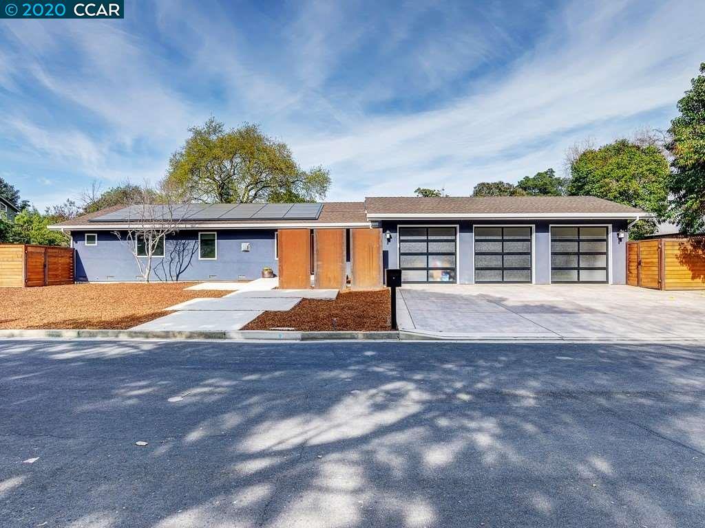 17 Cedarbrook Ct Walnut Creek, CA 94597