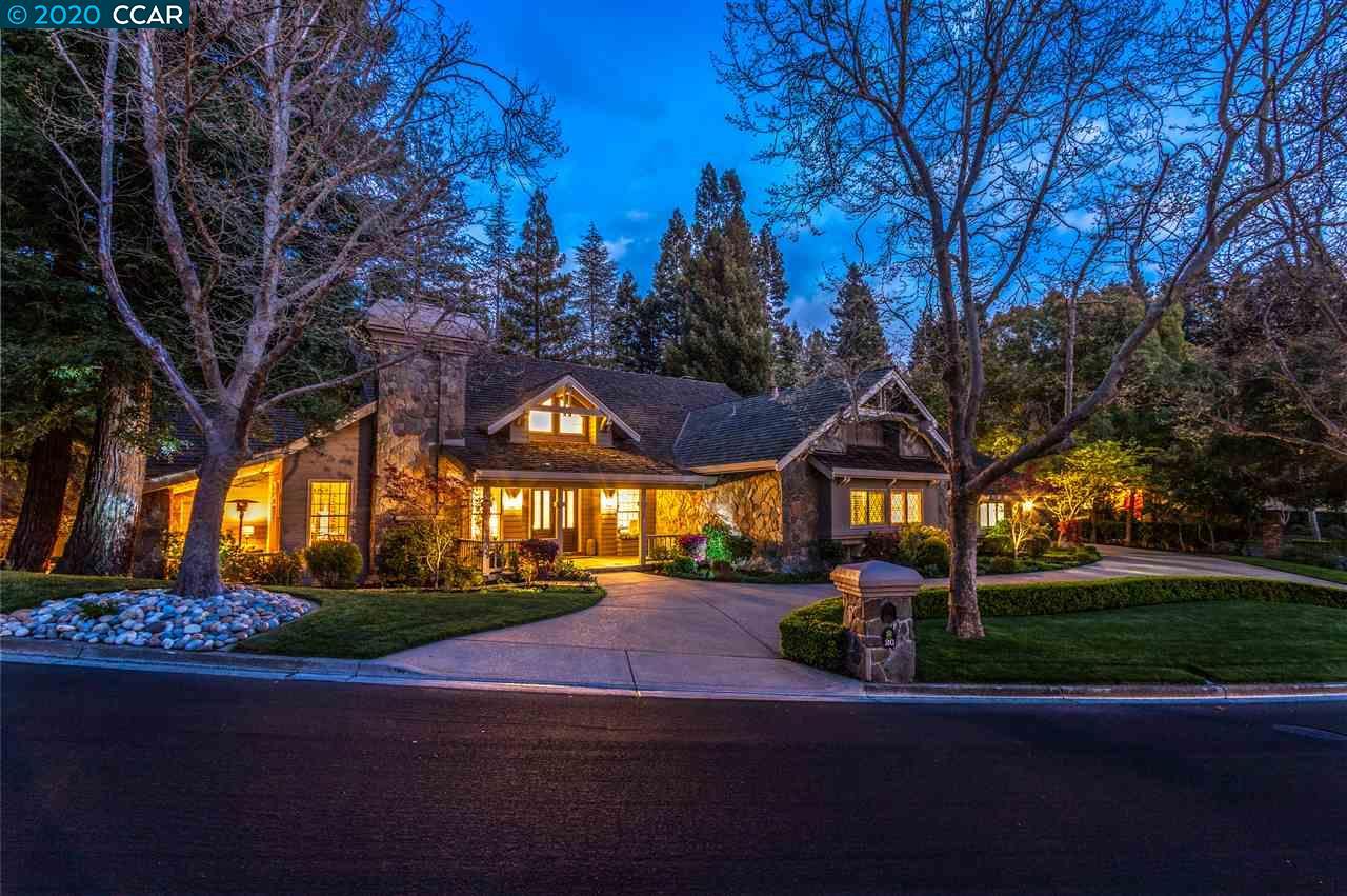 20 Chestnut Pl Danville, CA 94506