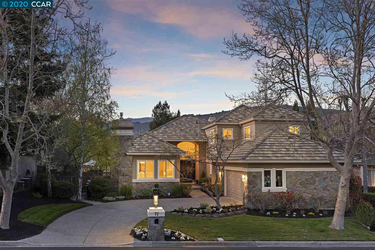 77 White Pine Ln Danville, CA 94506