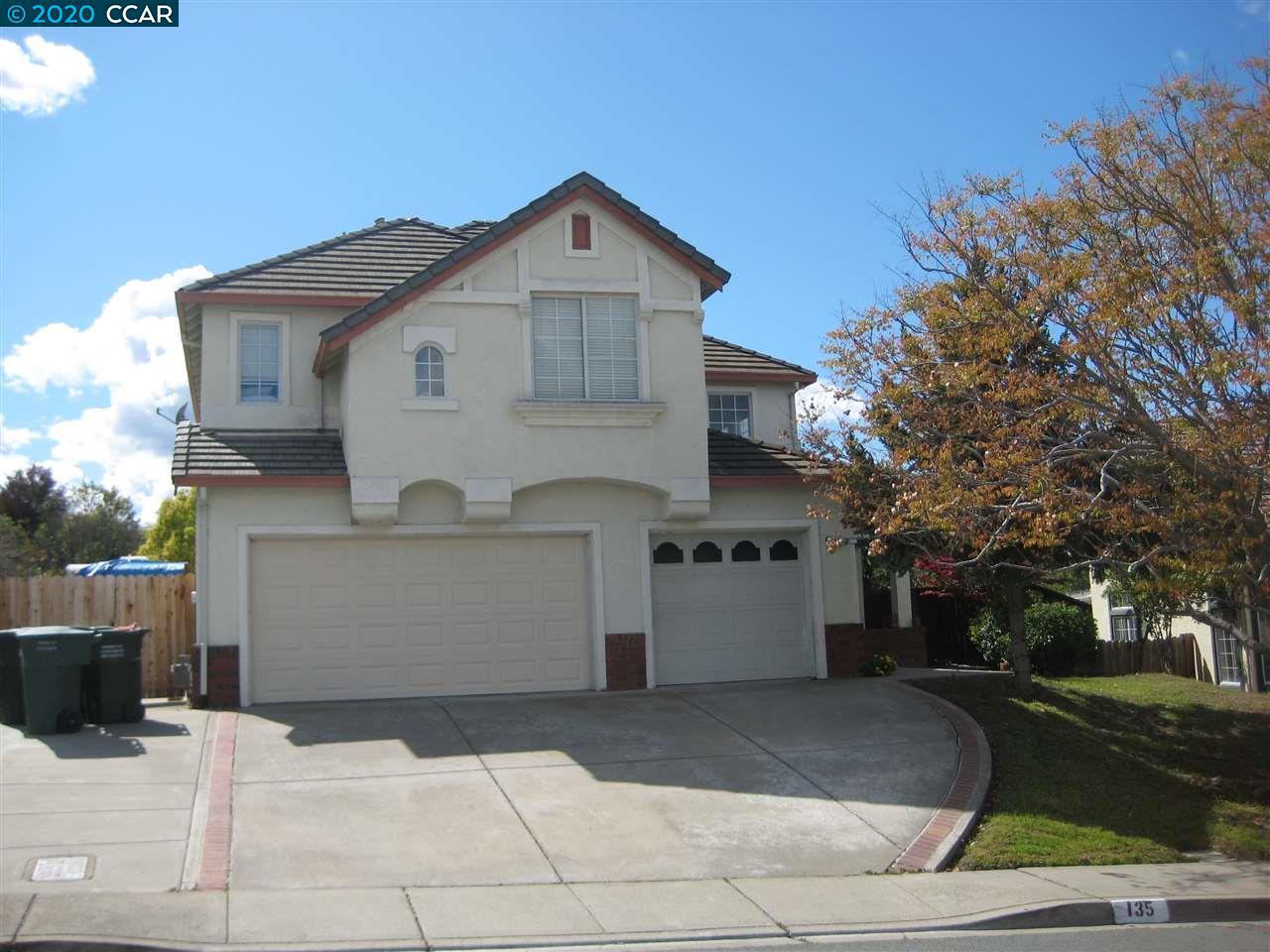 135 Greenmeadow Cir Pittsburg, CA 94565-7330