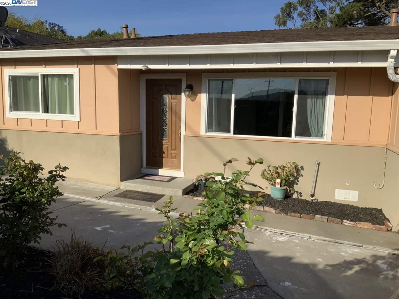 4040 Wesley Way El Sobrante, CA 94803