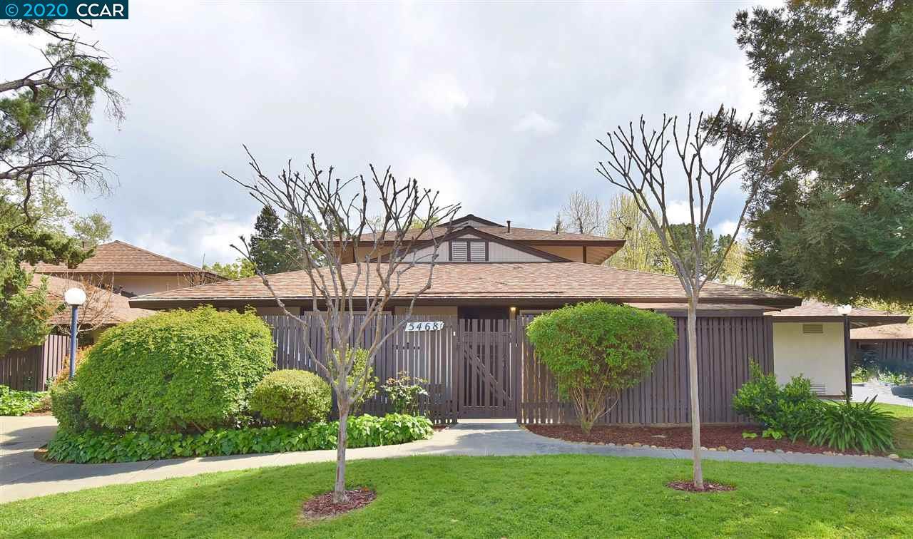 5468 Roundtree Place UNIT T Concord, CA 94521