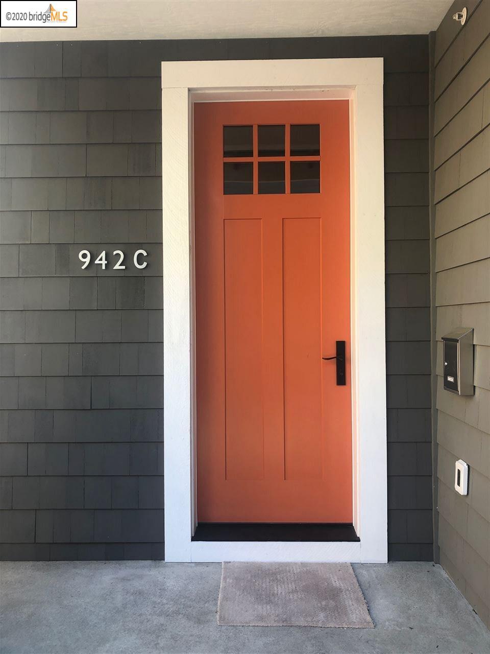Property Details For 942 Dewing Unit C Lafayette Ca 94549