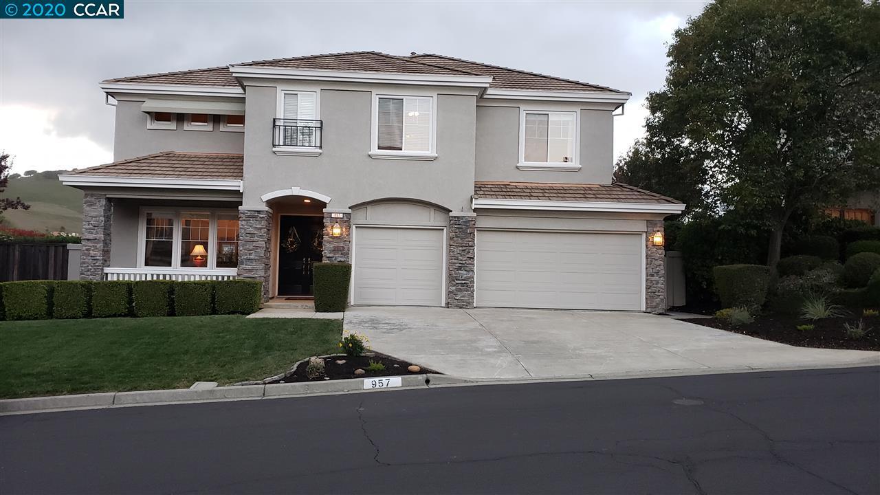 957 Heathergreen Ct Concord, CA 94521