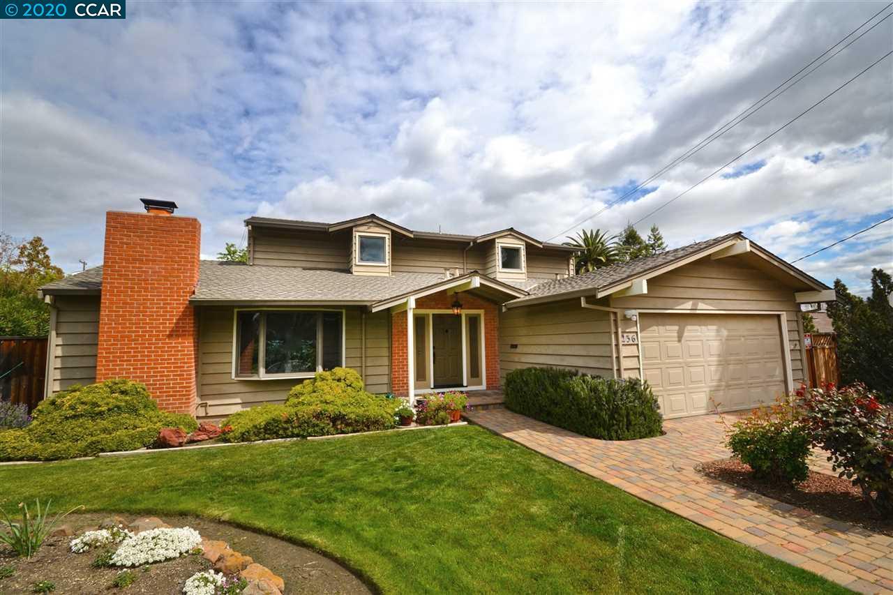 236 Virginia Hills Dr Martinez, CA 94553