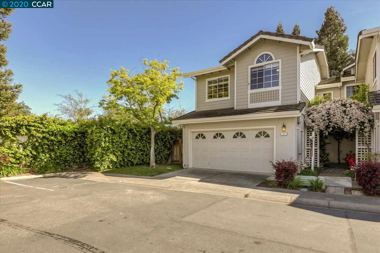 17 Bramblewood Ct Danville, CA 94506