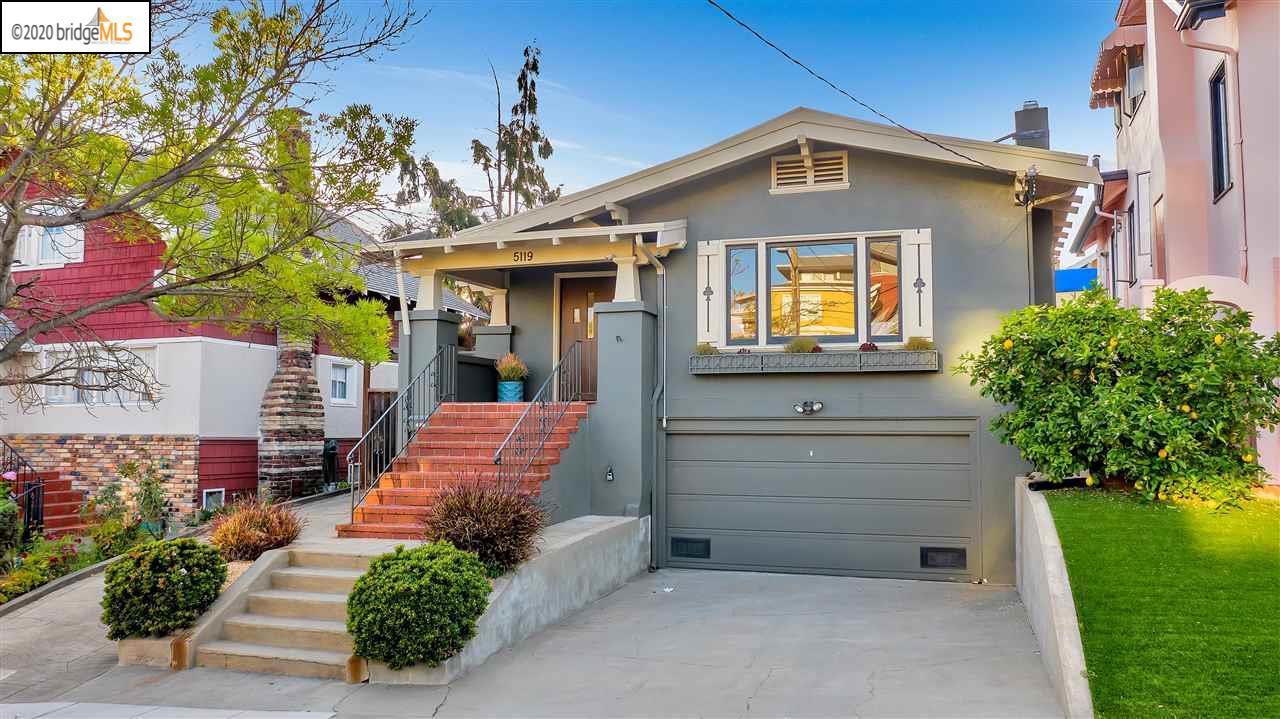 5119 Desmond St Oakland, CA 94618