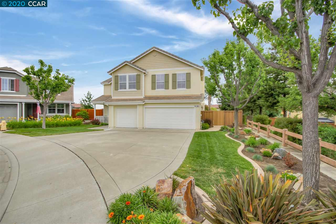 384 Wentworth Ct, BRENTWOOD, CA 94513