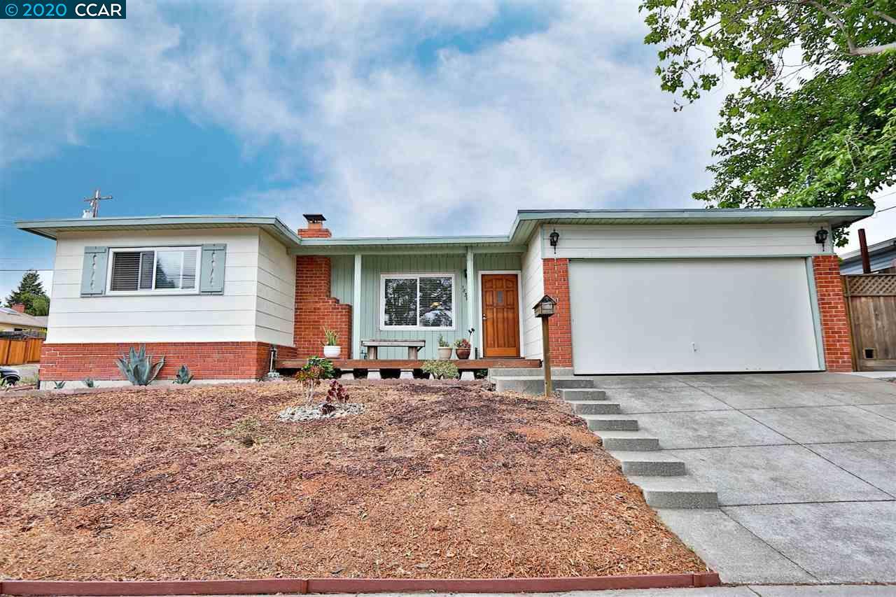 1839 Overhill Rd Concord, CA 94520