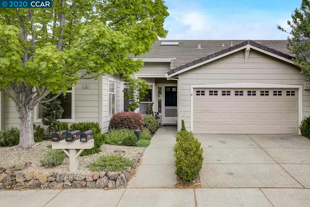 1707 Comstock Dr Walnut Creek, CA 94595